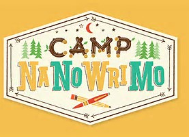 Camp NaNoWriMo Update