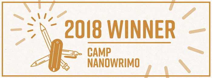 Camp NaNoWriMo Results